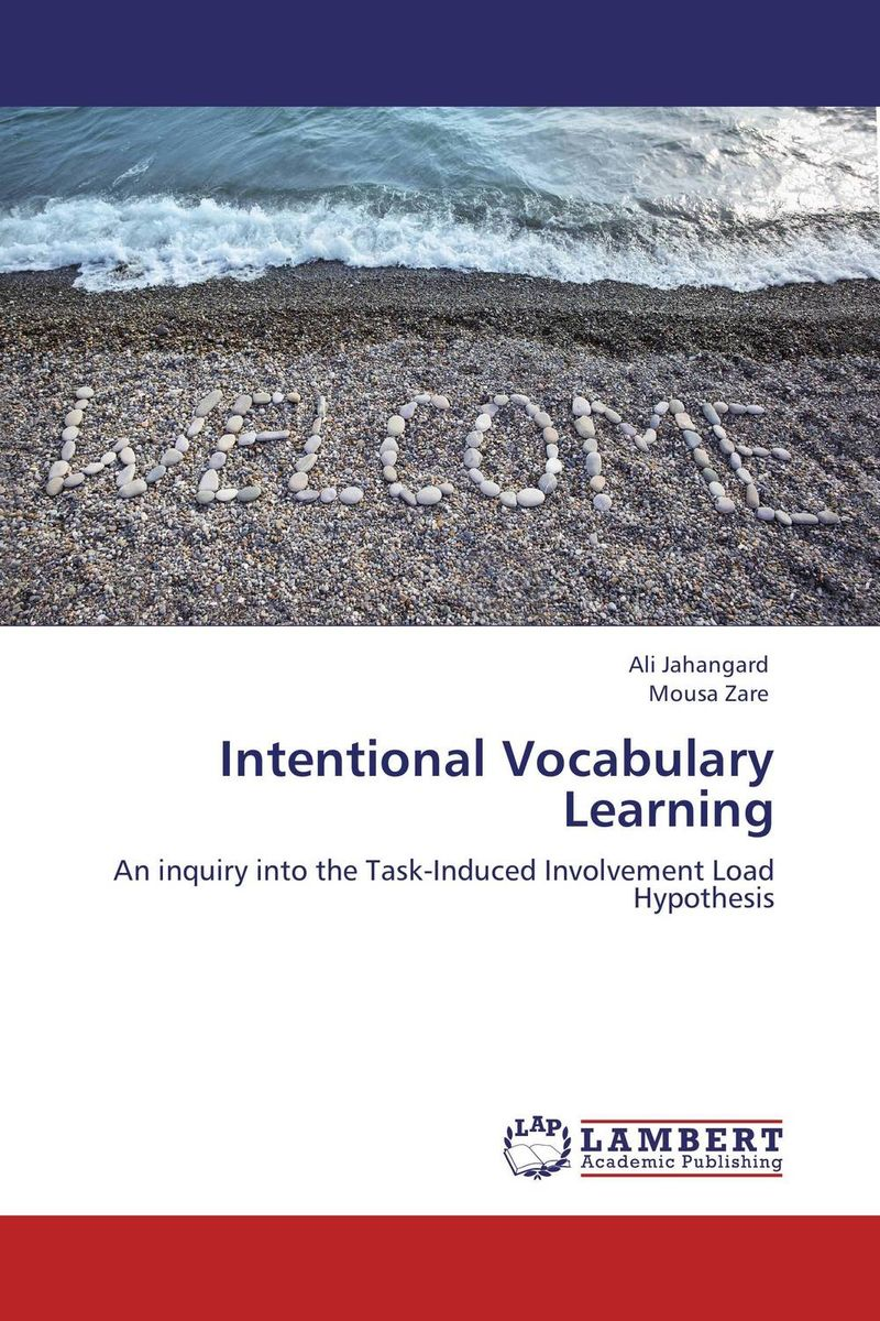 Intentional Vocabulary Learning oliver goldsmith an enquiry into the present state of polite learning in europe