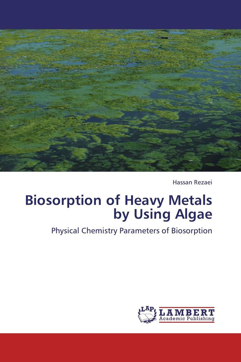 Biosorption of Heavy Metals by Using Algae heavy metals in drinking water of dairy buffaloes at peshawar
