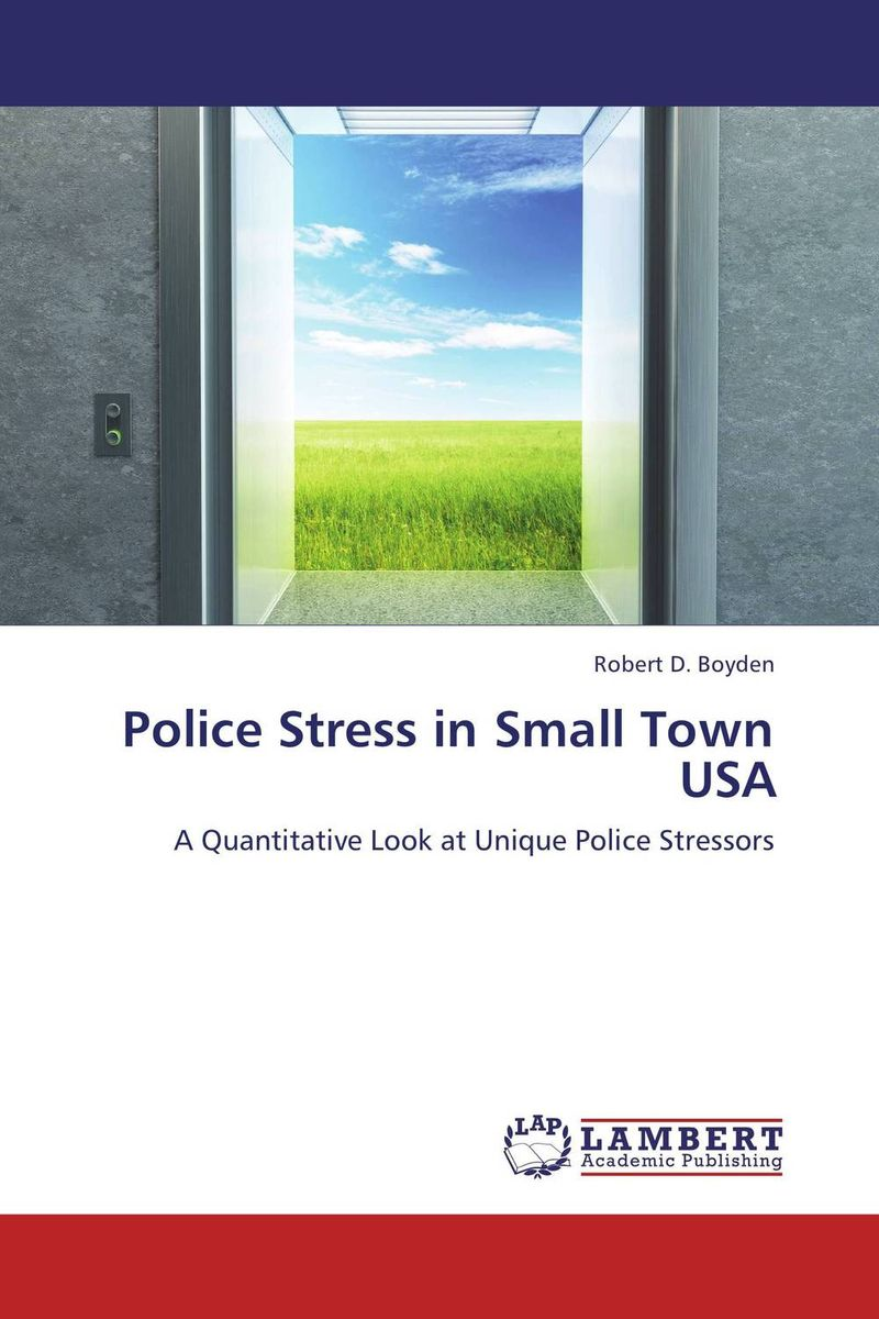 Police Stress in Small Town USA police pl 12921jsb 02m