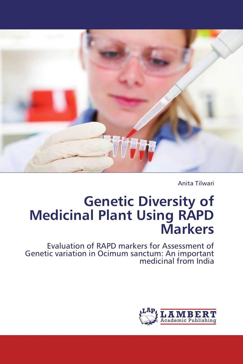 Genetic Diversity of Medicinal Plant Using RAPD Markers eman ibrahim el sayed abdel wahab molecular genetic characterization studies of some soybean cultivars
