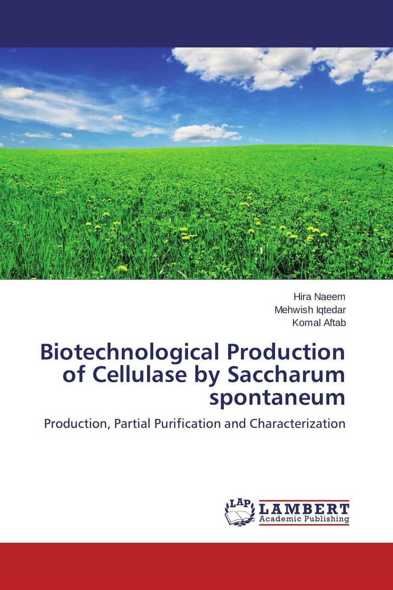 Biotechnological Production of Cellulase by Saccharum spontaneum awanish kumar production and purification of cellulase from lignocellulosic wastes
