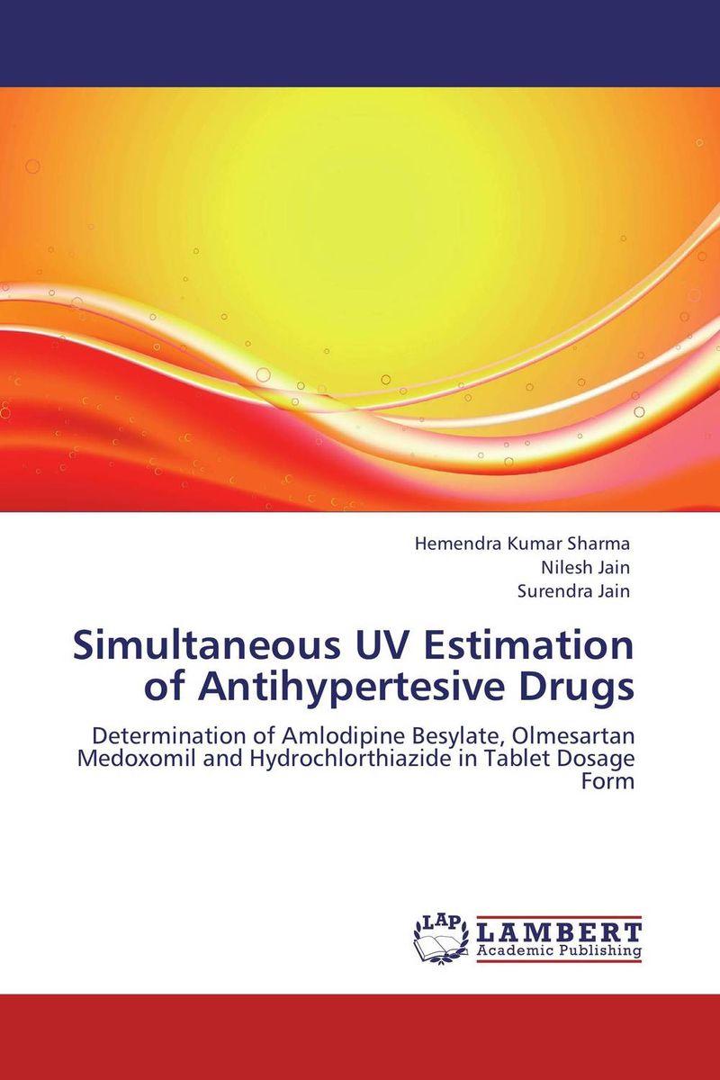 Simultaneous UV Estimation of Antihypertesive Drugs easy ways to understand hplc uv and method validation parameters