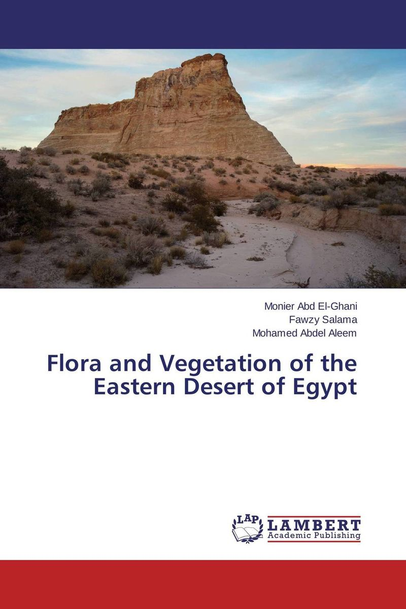 Flora and Vegetation of the Eastern Desert of Egypt vegetation ecology in nnp