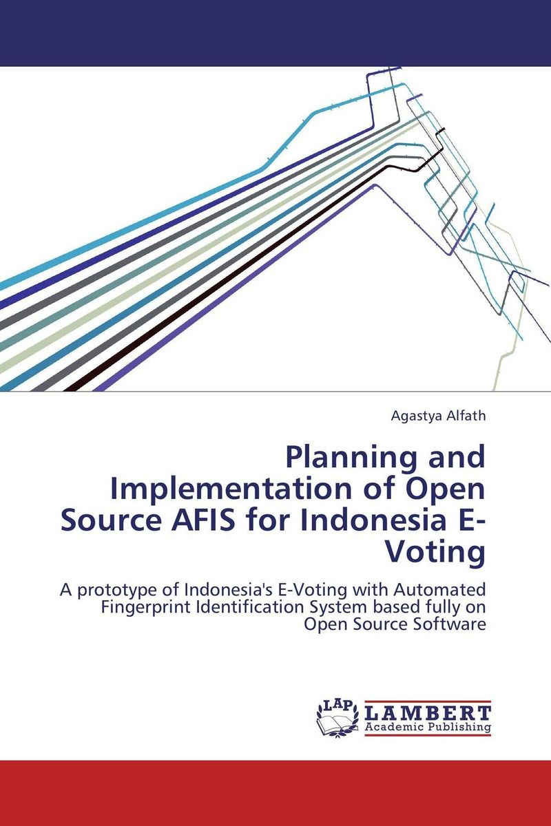 Planning and Implementation of Open Source AFIS for Indonesia E-Voting optimal and efficient motion planning of redundant robot manipulators
