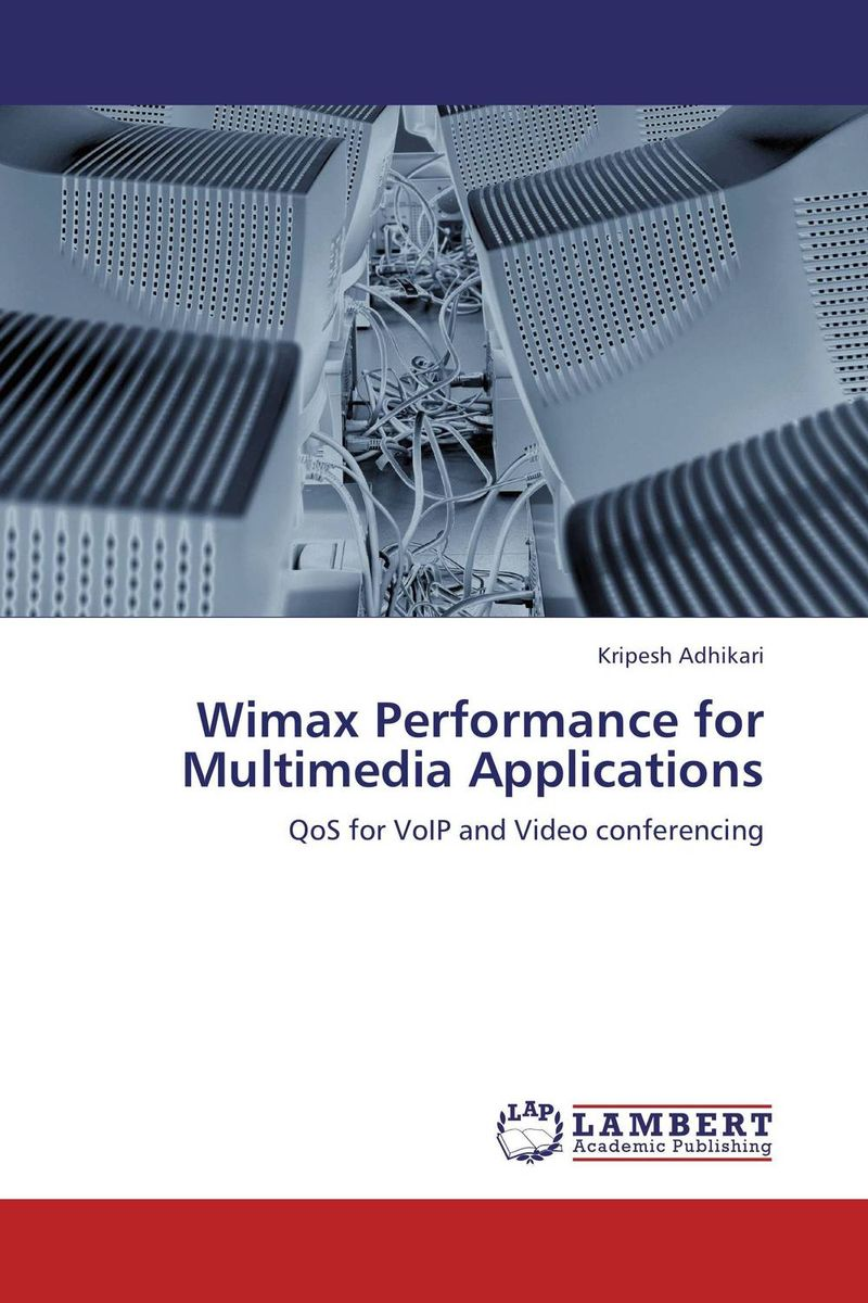 Wimax Performance for Multimedia Applications kamaljeet kaur and gursimranjit singh crtp performance for voip traffic over ieee 802 11