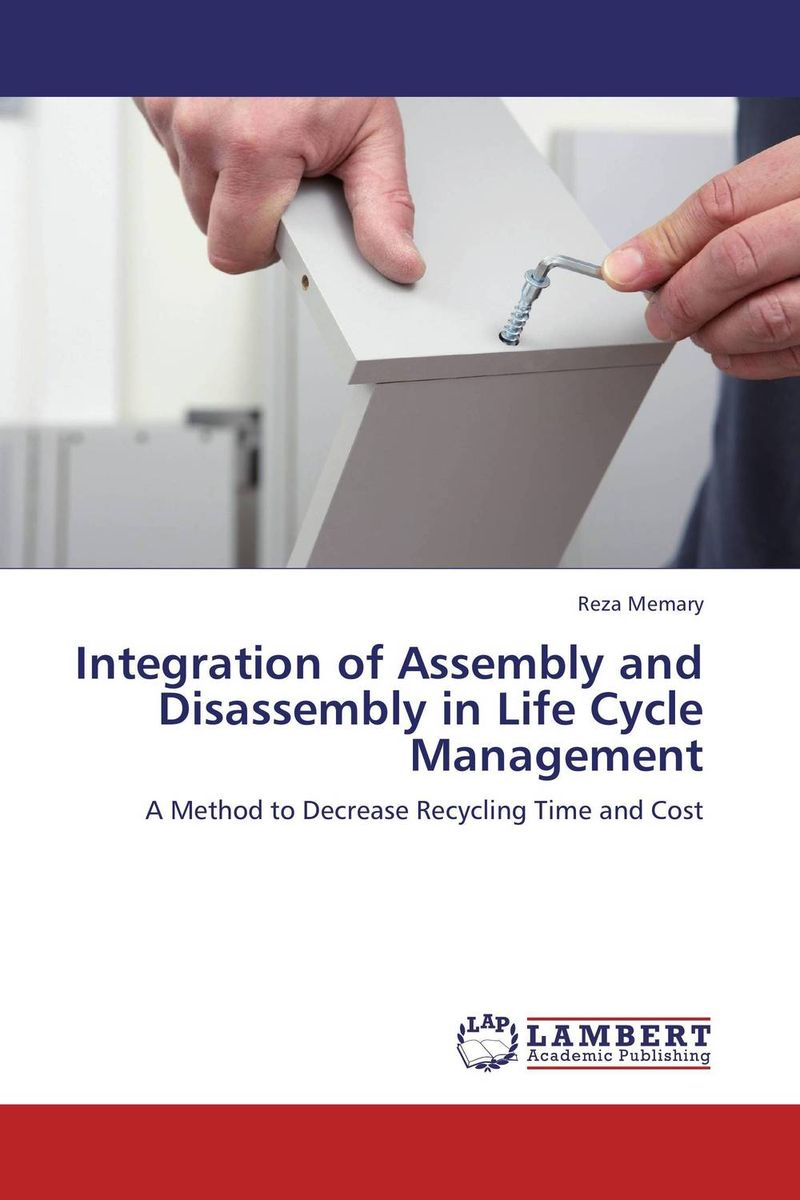 Integration of Assembly and Disassembly in Life Cycle Management life cycle of the locusts specimens in clear lucite educational equipment
