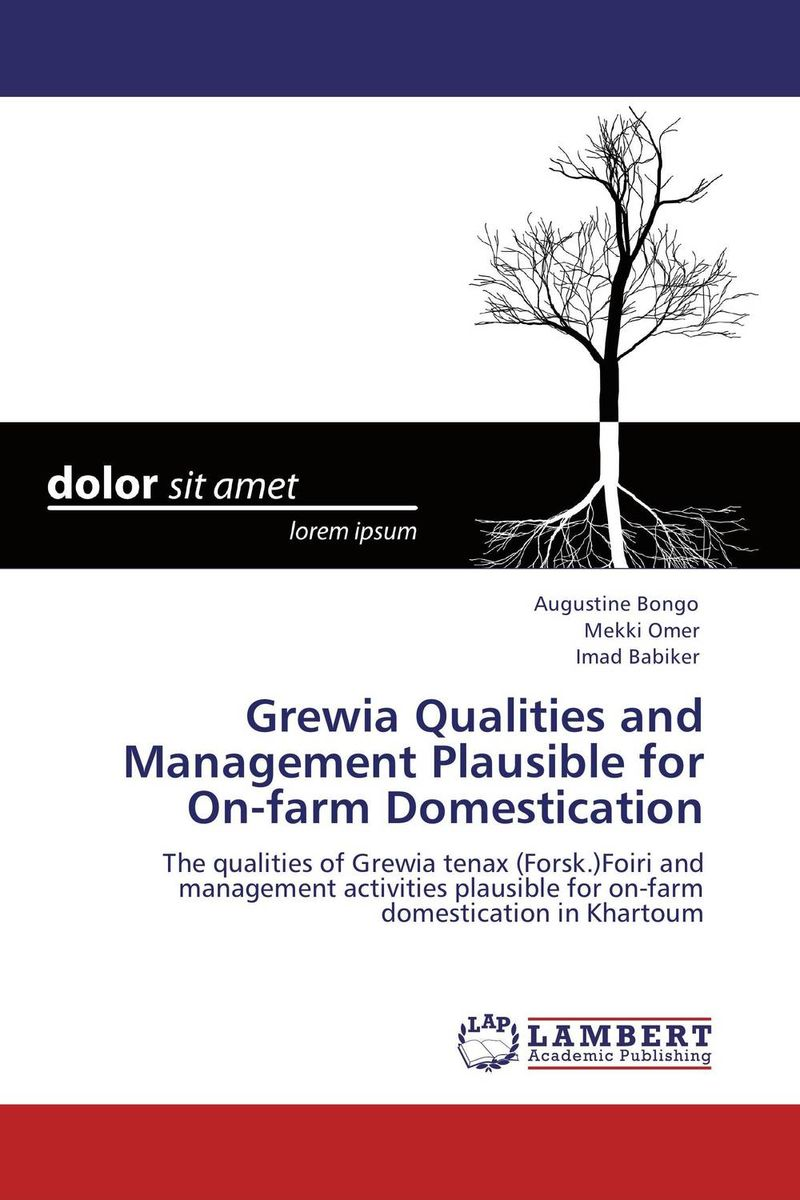 Grewia Qualities and Management Plausible for On-farm Domestication thermo operated water valves can be used in food processing equipments biomass boilers and hydraulic systems
