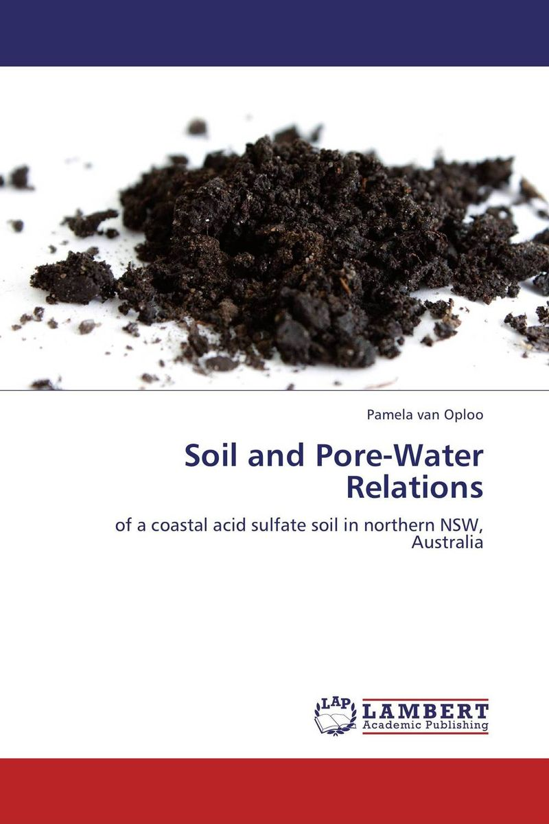 Soil and Pore-Water Relations bride of the water god v 3