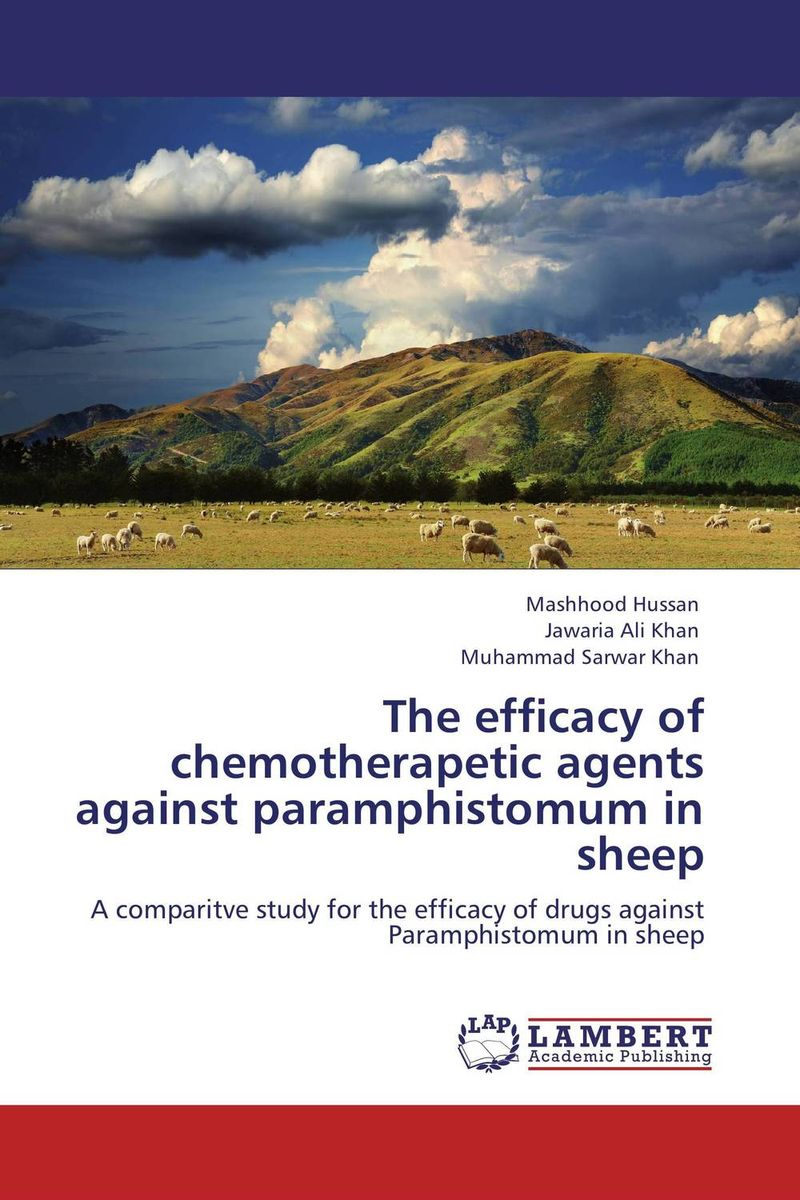 The efficacy of chemotherapetic agents against paramphistomum in sheep the common link
