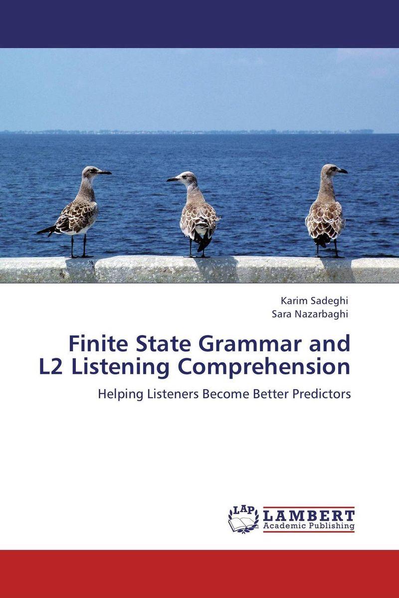 Finite State Grammar and L2 Listening Comprehension настенна плитка venis artis silver 33 3x100