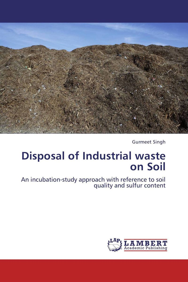 Disposal of Industrial waste on Soil prc environmental mgmt s hazardous waste reducation in the metal finishing industry