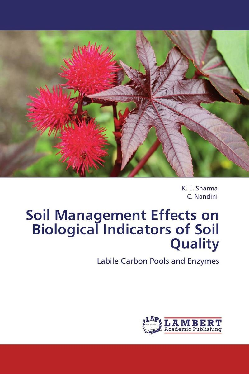 Soil Management Effects on Biological Indicators of Soil Quality