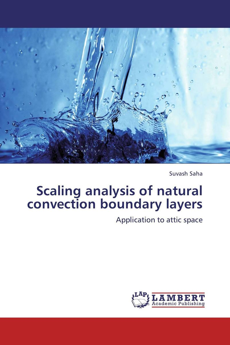 Scaling analysis of natural convection boundary layers particle mixing and settling in reservoirs under natural convection