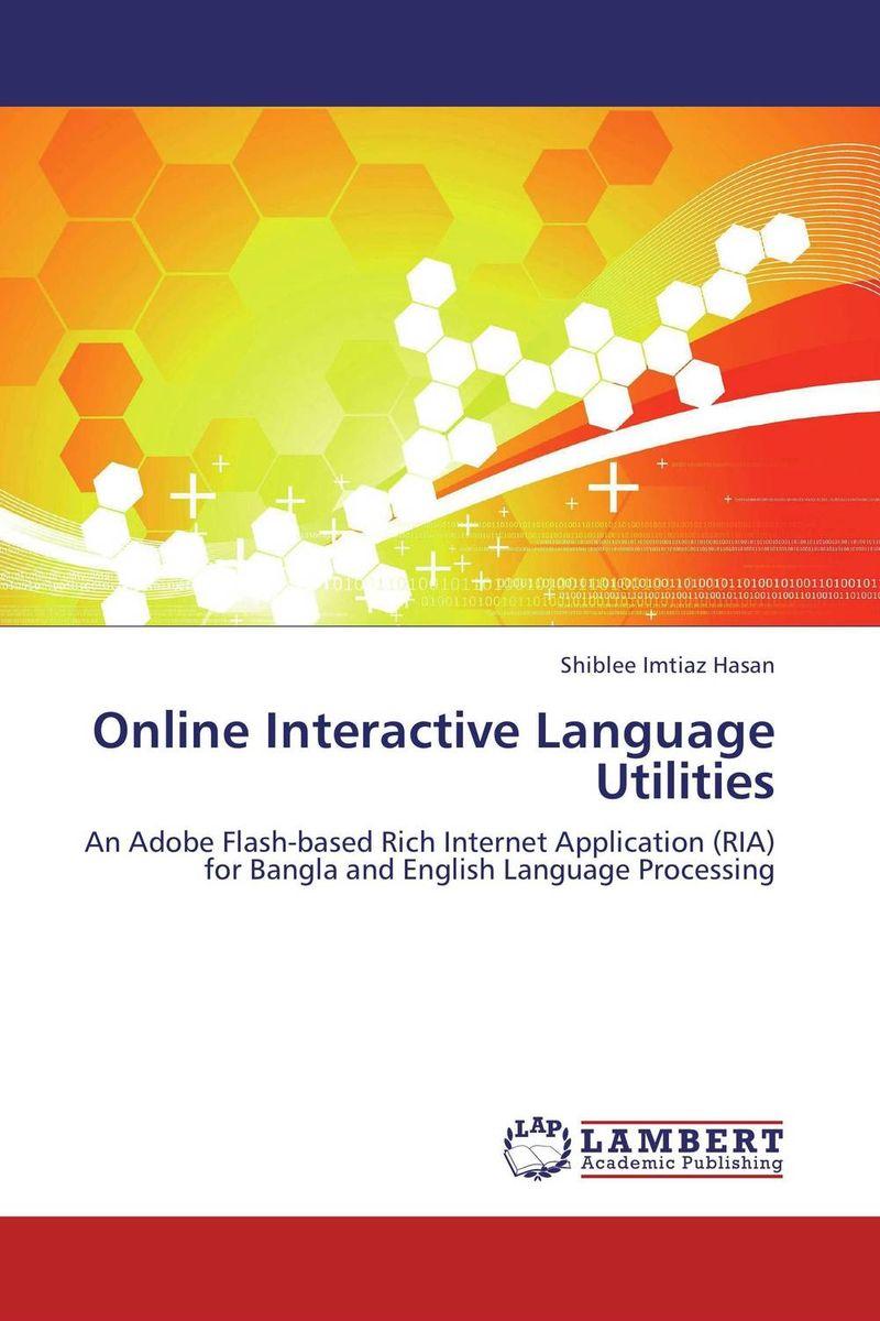 Online Interactive Language Utilities online interactive language utilities