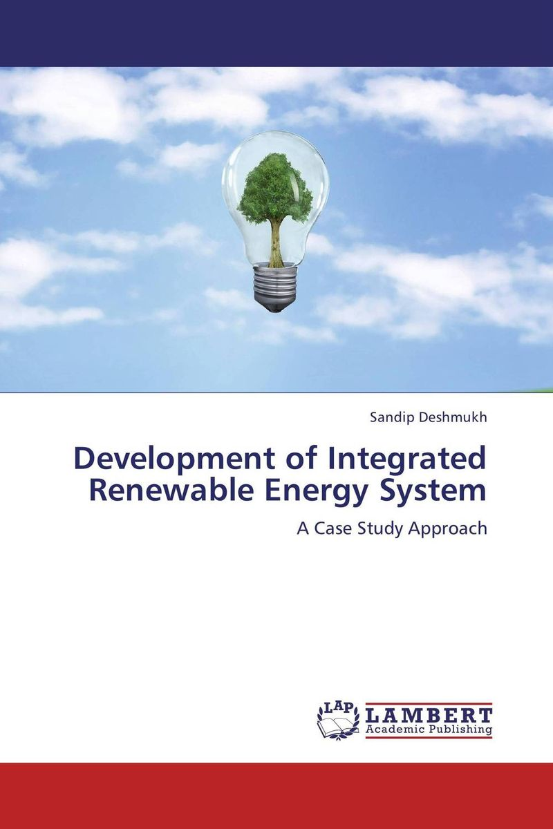 Development of Integrated Renewable Energy System недорго, оригинальная цена