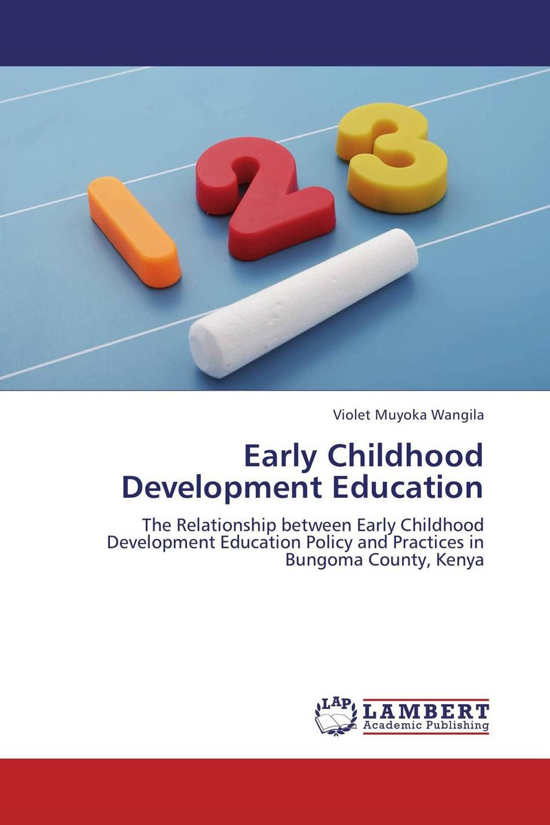 Early Childhood Development Education early childhood care and education