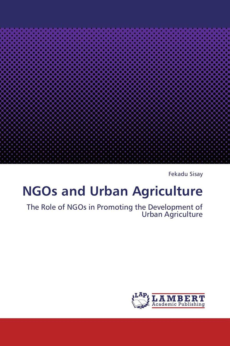 NGOs and Urban Agriculture ngos