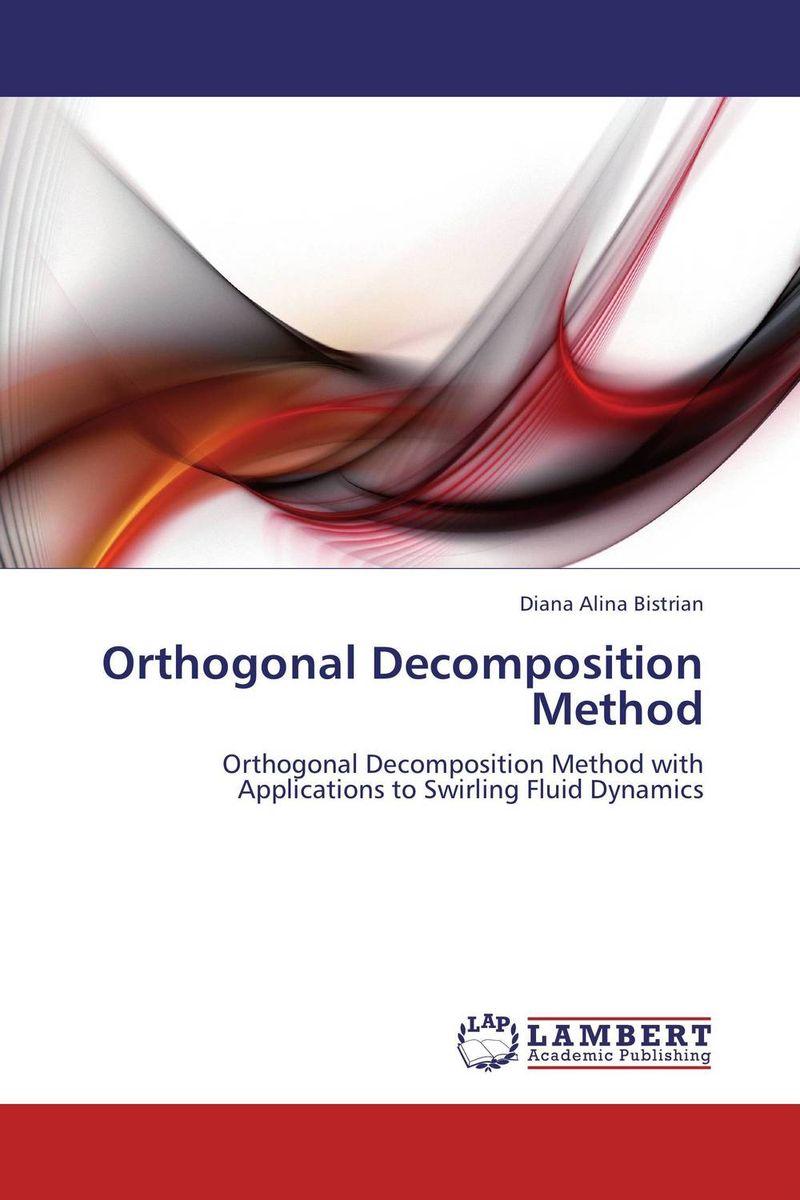 Orthogonal Decomposition Method