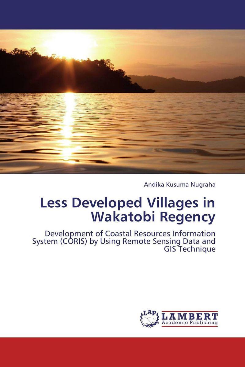 Less Developed Villages in Wakatobi Regency abandoned villages
