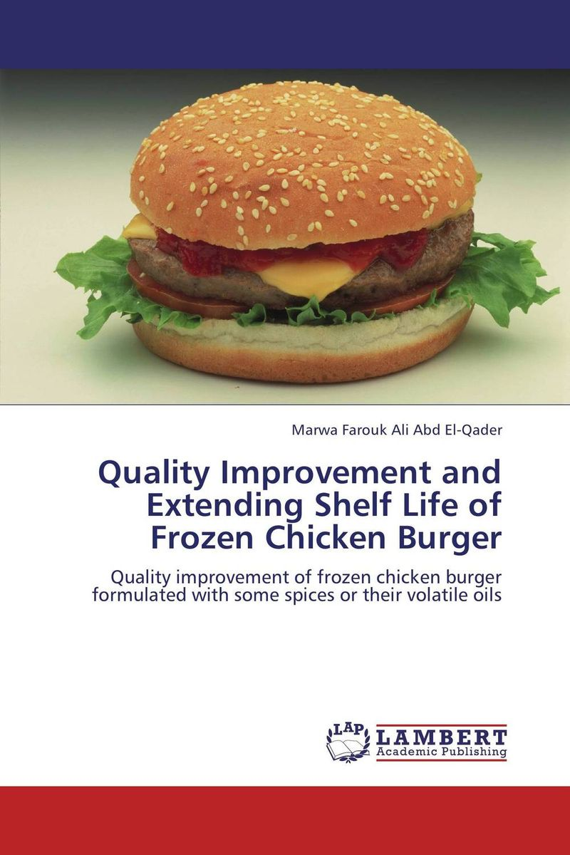 Quality Improvement and Extending Shelf Life of Frozen Chicken Burger garcinia as preservative of chicken meat