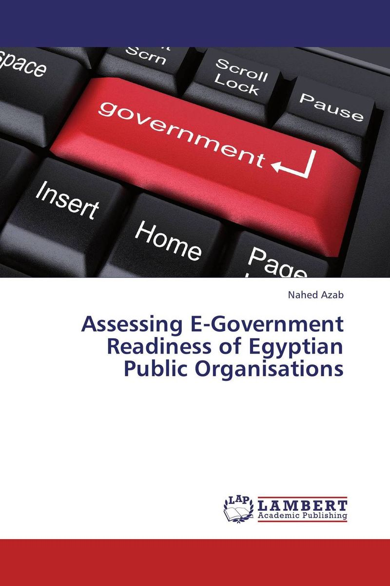 Assessing E-Government Readiness of Egyptian Public Organisations e readiness assessment