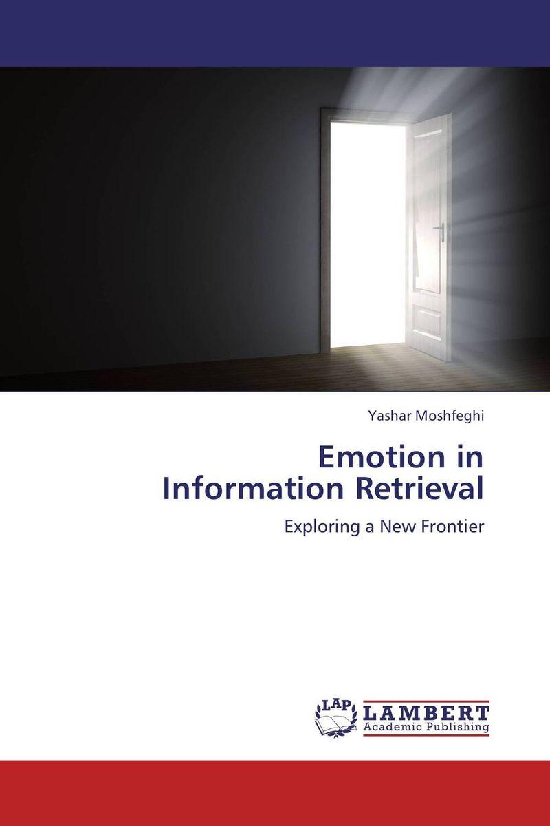 Emotion in  Information Retrieval knowledge formalization and information retrieval