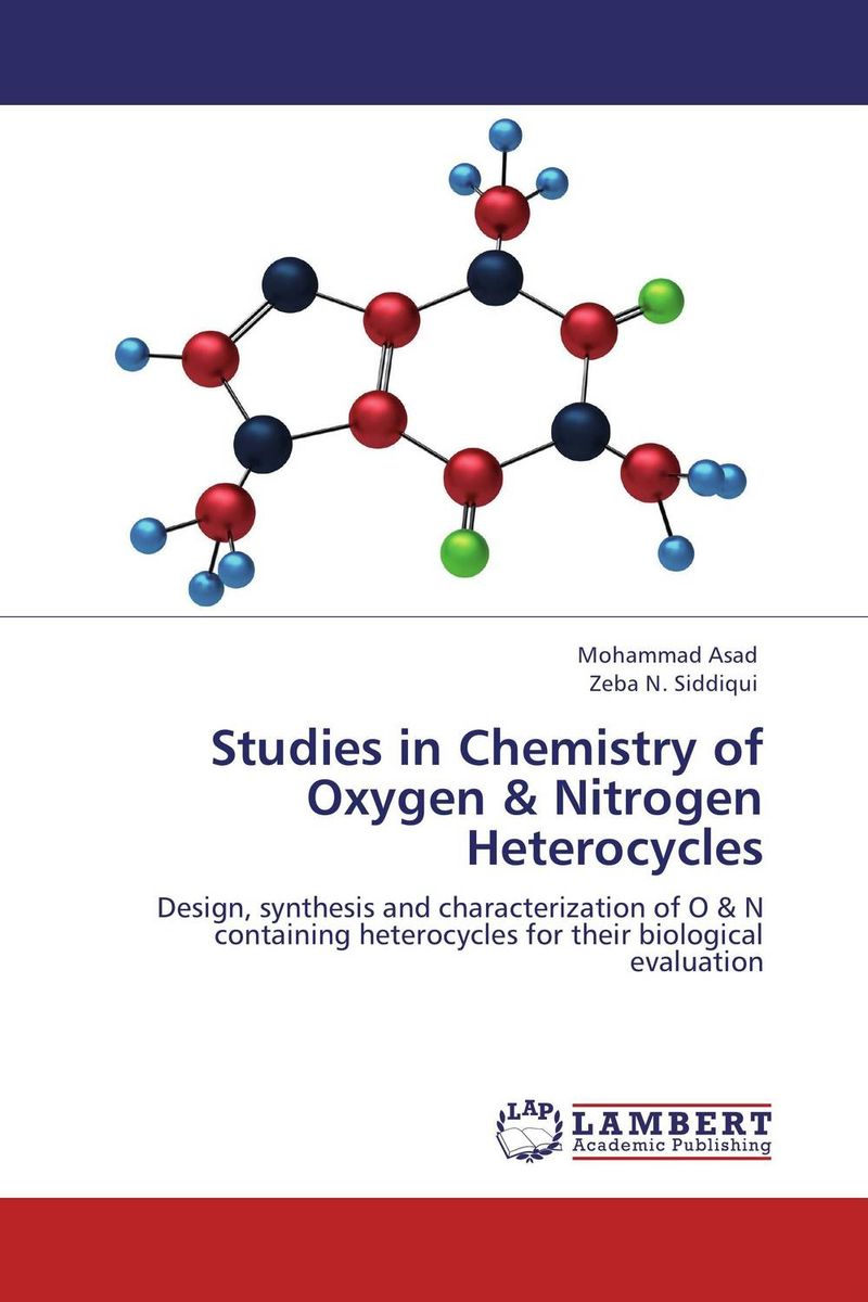 Studies in Chemistry of Oxygen & Nitrogen Heterocycles neuroethological studies on the scorpion's circadian activities