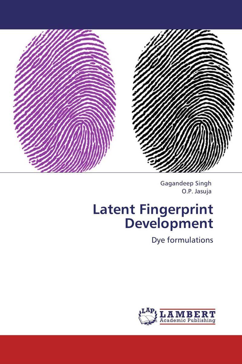 Latent Fingerprint Development
