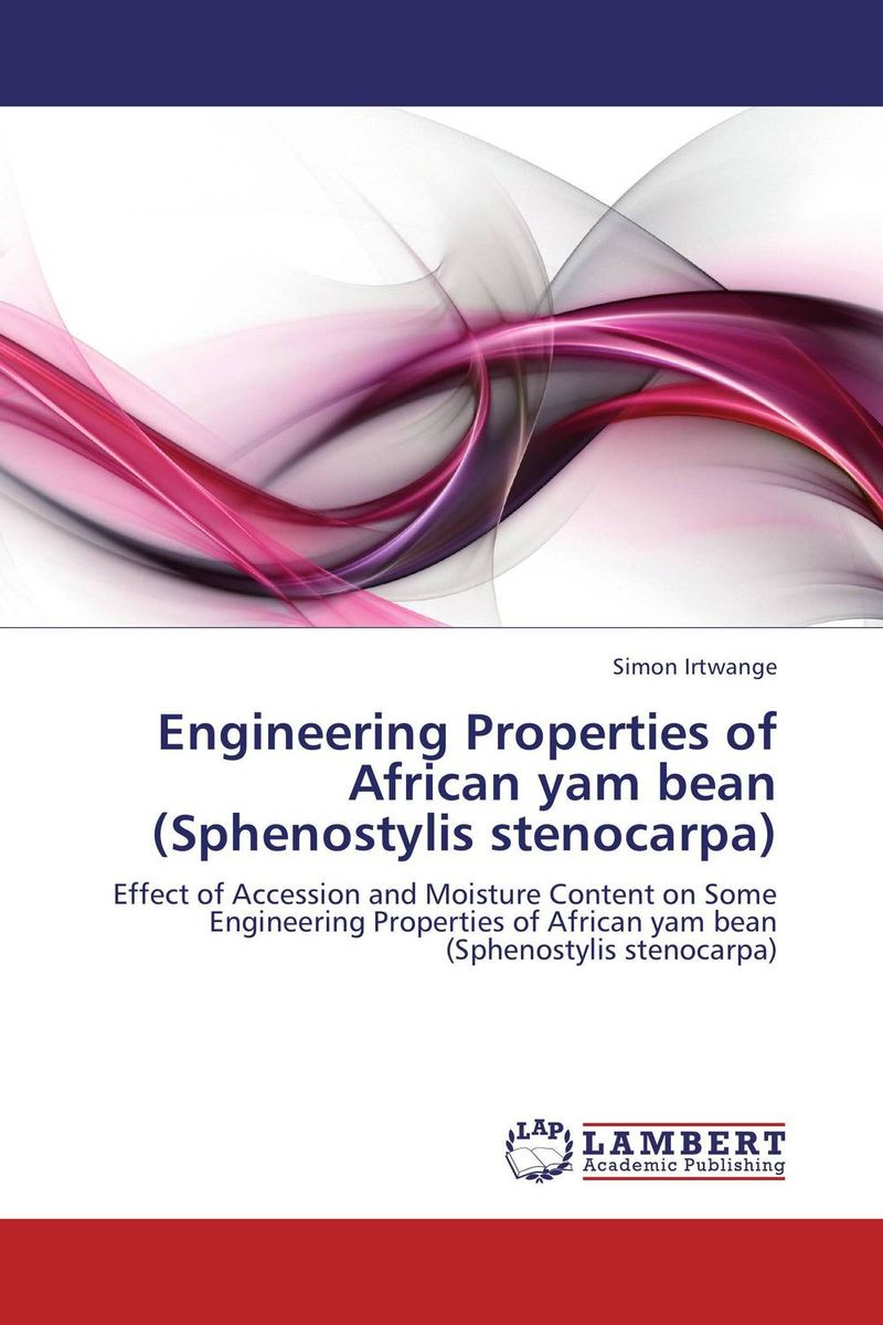 Engineering Properties of African yam bean (Sphenostylis stenocarpa) viruses infecting yam in ghana togo and benin in west africa
