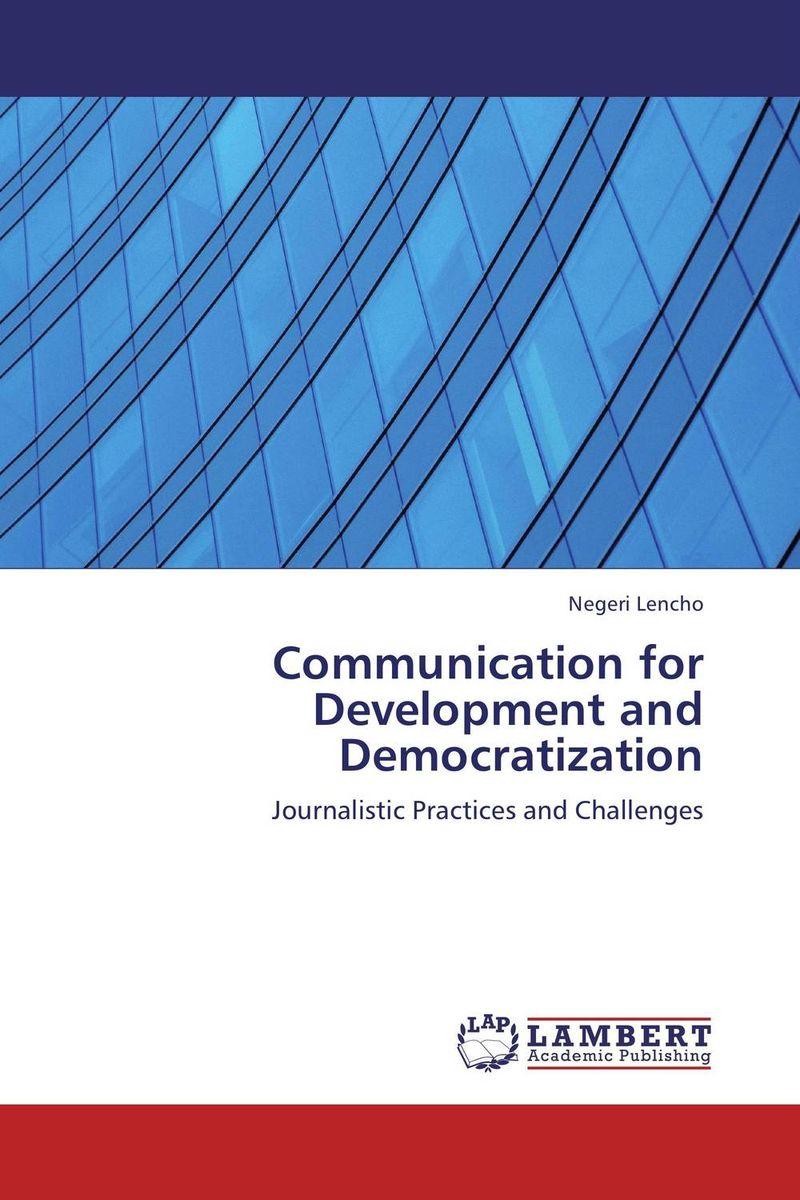 Communication for Development and Democratization cherdpong kheerajit and alexander g flor participatory development communication in cbnrm