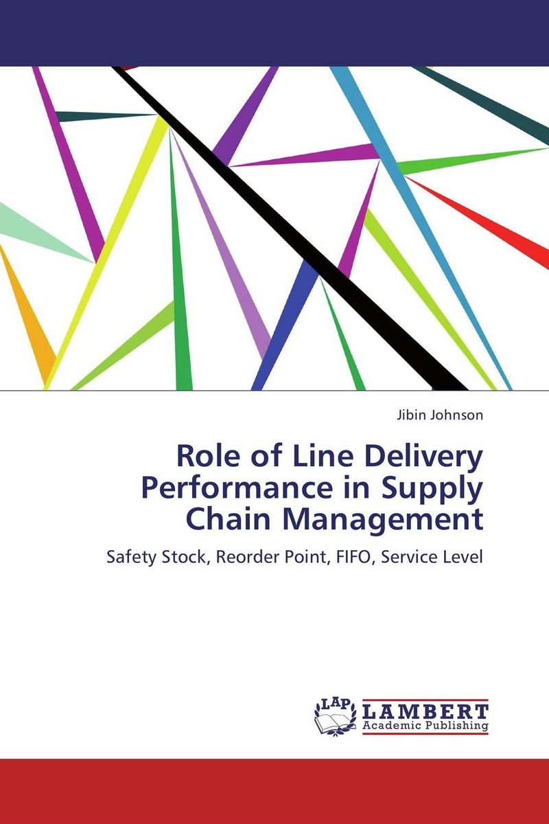 Role of Line Delivery Performance in Supply Chain Management чехол hama case 95521 black