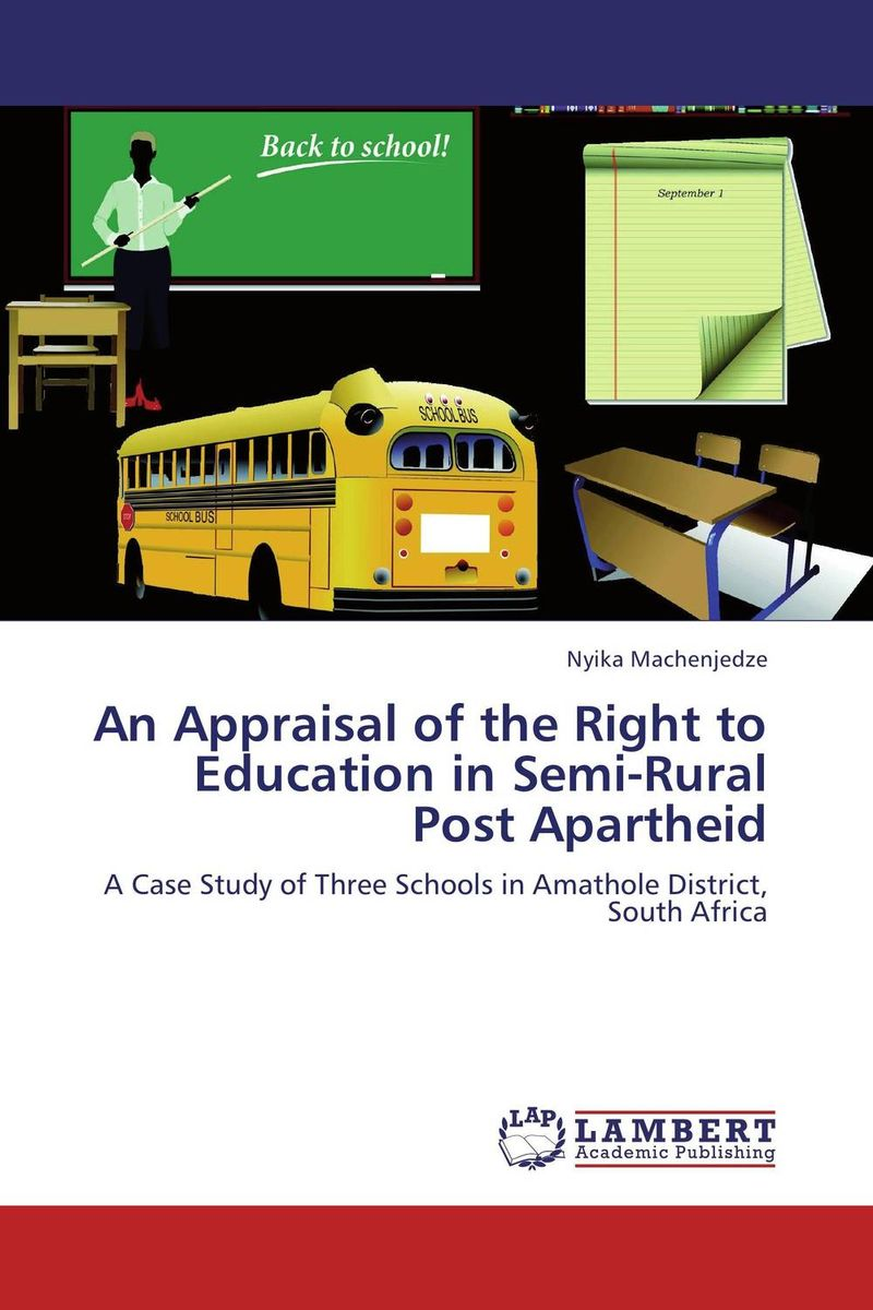 An Appraisal of the Right to Education in Semi-Rural Post Apartheid mioshi мотоцикл moto drift на р у mioshi tech
