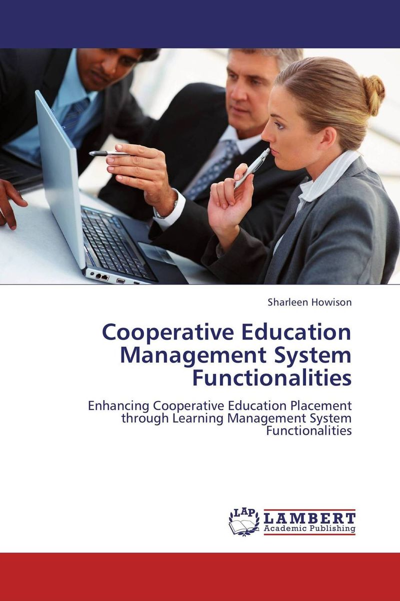 Cooperative Education Management System Functionalities seyed mohammad hassan hosseini cooperative learning methods 1 research and innovation