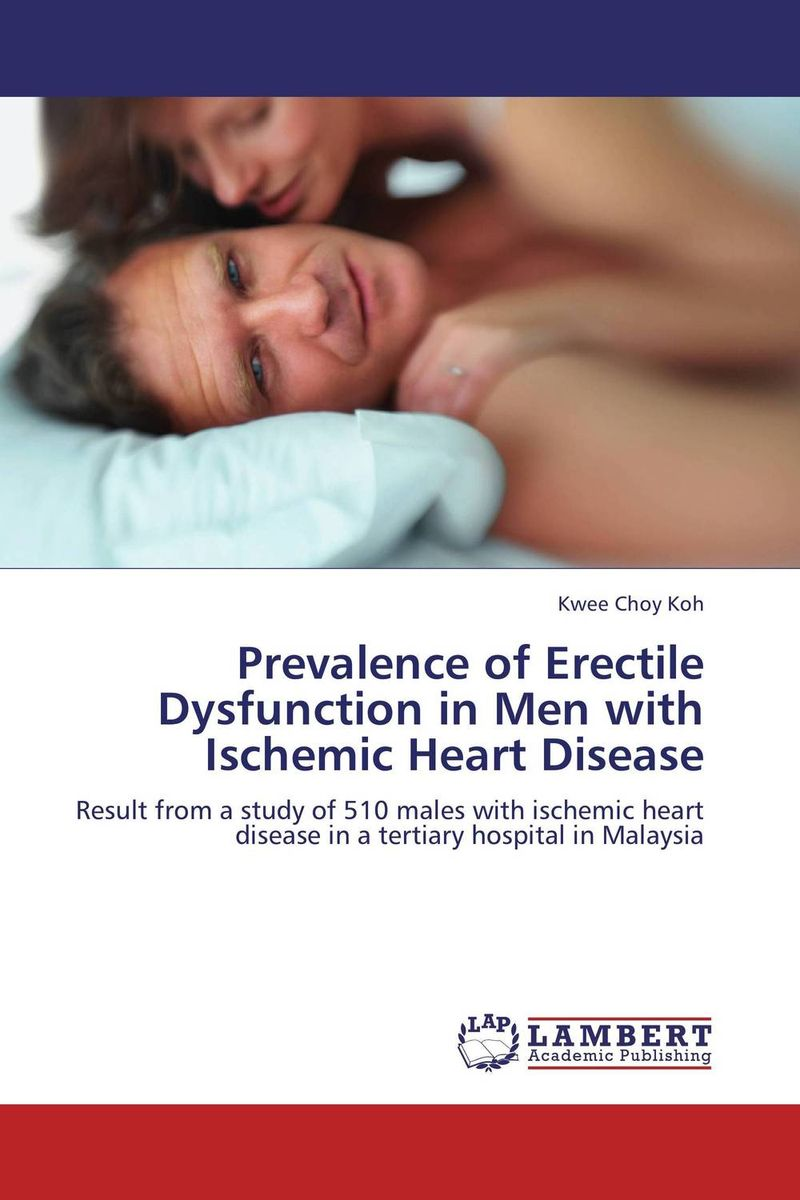 Prevalence of Erectile Dysfunction in Men with Ischemic Heart Disease 5boxes 10pcs prostatitis pad to treat prostate disease sexual dysfunction of male pad urological pad painful urination