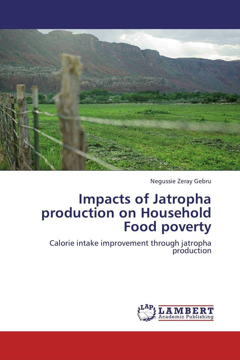 Impacts of Jatropha production on Household Food poverty jatropha species