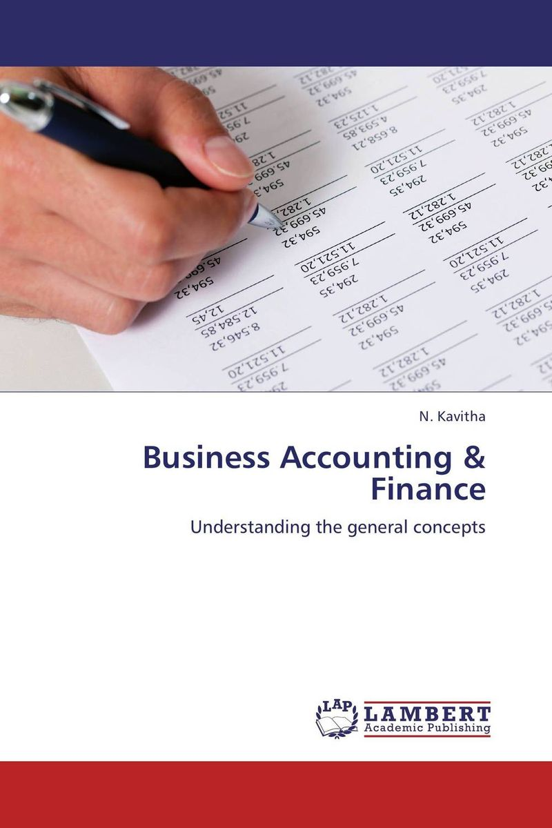 Business Accounting & Finance principles of financial accounting