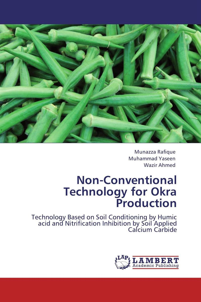 Non-Conventional Technology for Okra Production ornamental plant production in recycled water