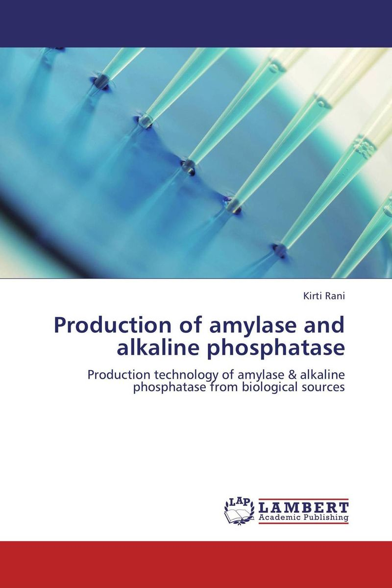 Production of amylase and alkaline phosphatase microbial production of amylase in bacillus cereus sp