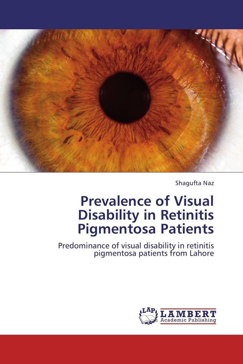 Prevalence of Visual Disability in Retinitis Pigmentosa Patients prevalence of bovine cysticercosis taeniasis at yirgalem ethiopia