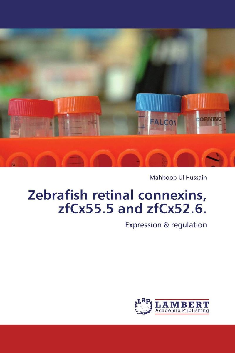 Zebrafish retinal connexins, zfCx55.5 and zfCx52.6. ilaria piano and claudia gargini antiapoptotic strategies in retinal degeneration