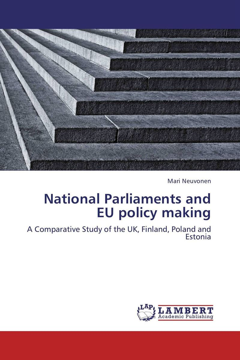 National Parliaments and EU policy making women s inclusion and the gender gap in parliaments