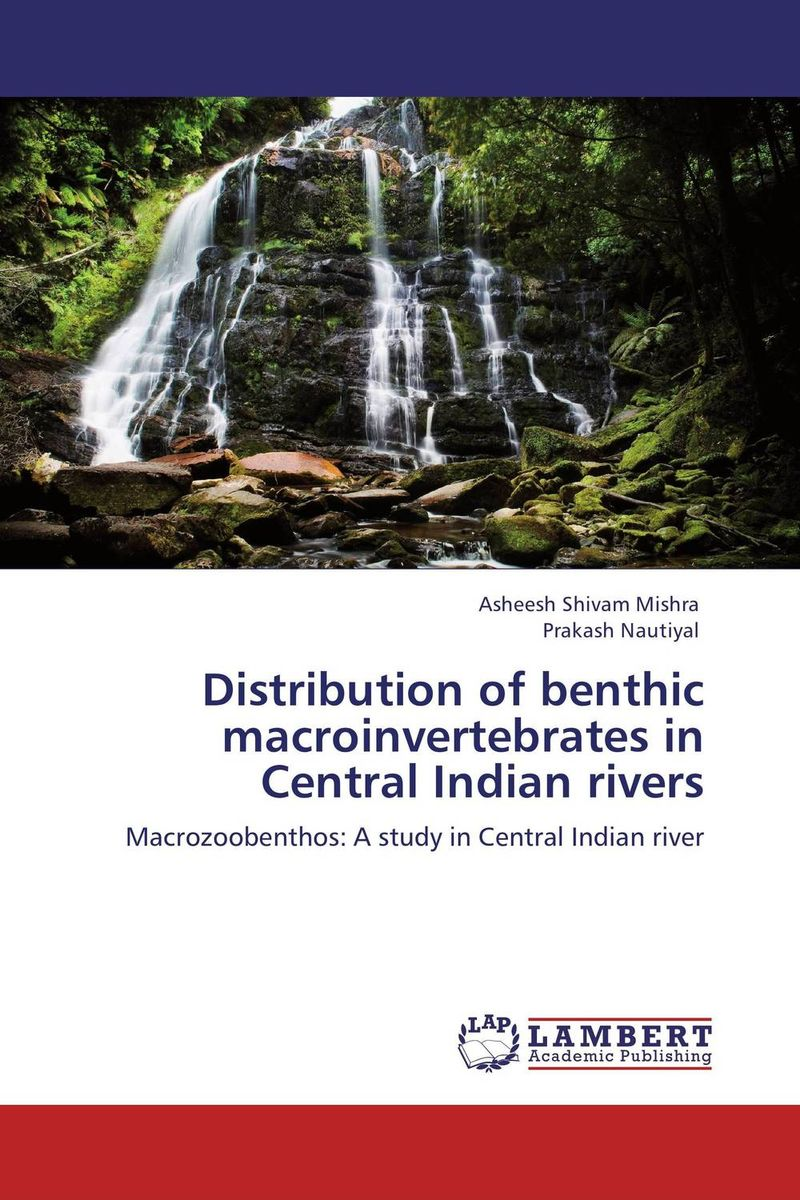 Distribution of benthic macroinvertebrates in Central Indian rivers pastoralism and agriculture pennar basin india
