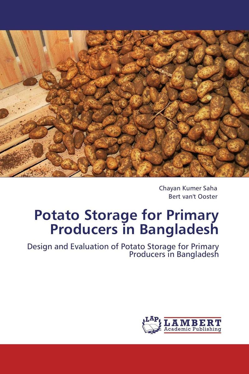 Potato Storage for Primary Producers in Bangladesh evaluation of carbon capture and storage as a best available technique