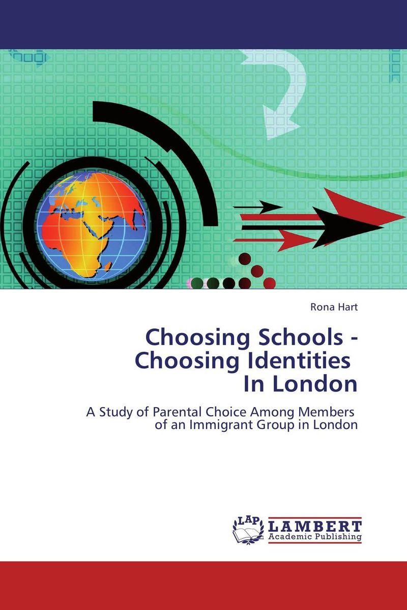 Choosing Schools - Choosing Identities   In London understanding the role of educational resources in inclusive schools