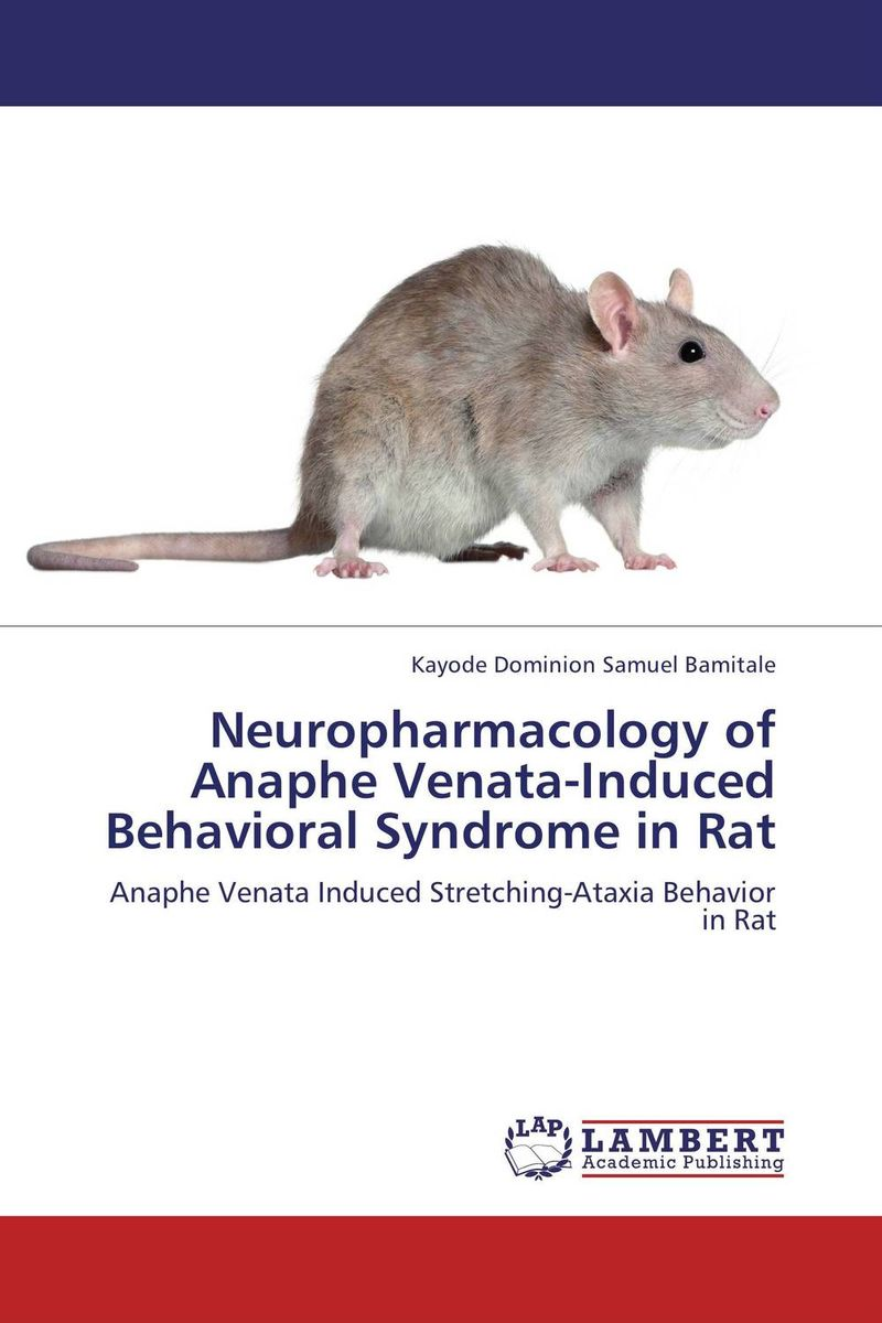 Neuropharmacology of Anaphe Venata-Induced Behavioral Syndrome in Rat postpatum bloodloss in labours induced with prostaglandinse2