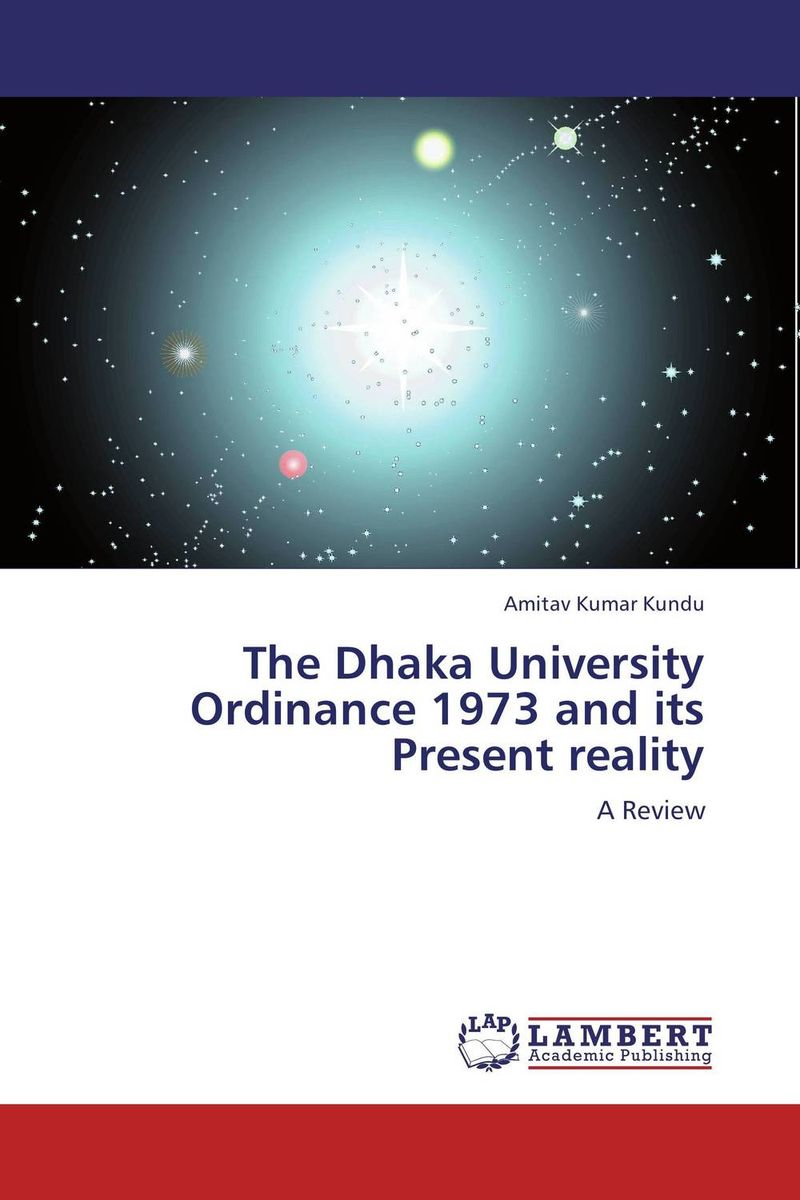 The Dhaka University Ordinance 1973 and its Present reality peace education at the national university of rwanda