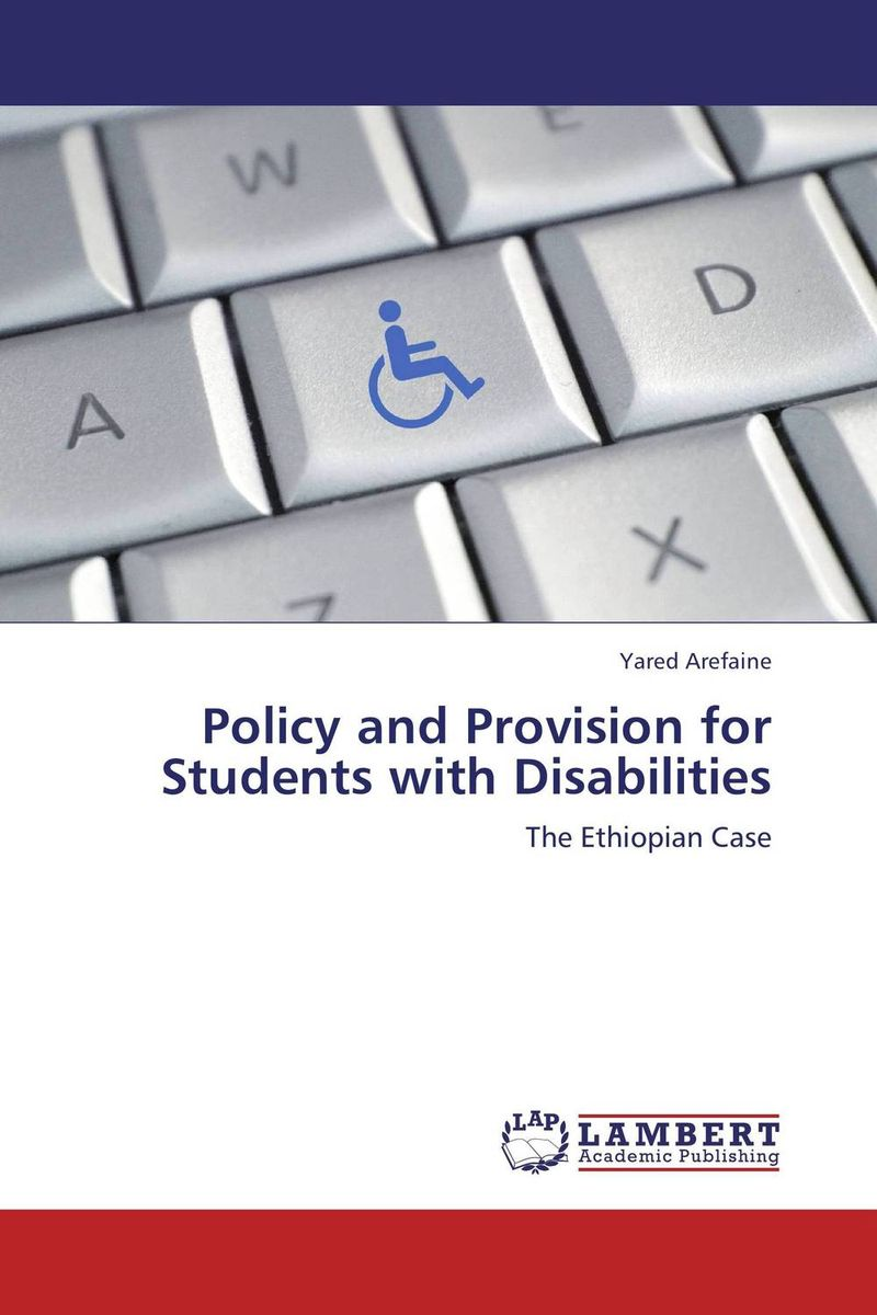 Policy and Provision for Students with Disabilities катушка для спиннинга agriculture fisheries and magic with disabilities 13