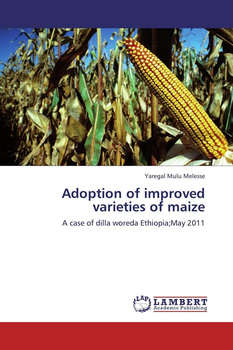 цены на Adoption of improved varieties of maize в интернет-магазинах