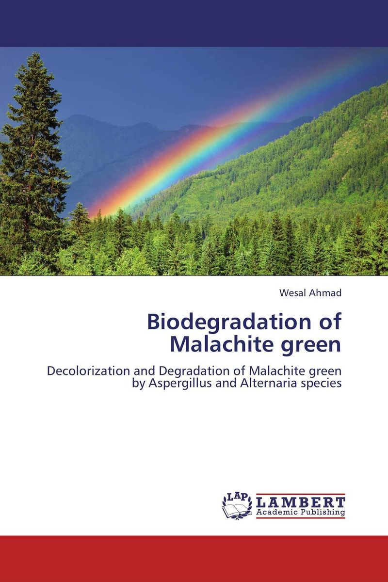 Biodegradation of Malachite green biodegradation of coffee pulp waste by white rotters