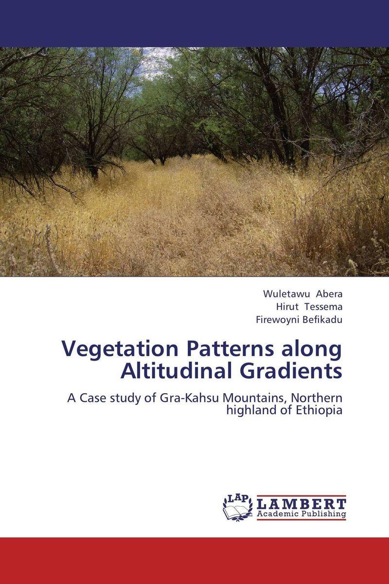 Vegetation Patterns along Altitudinal Gradients vegetation hong 30